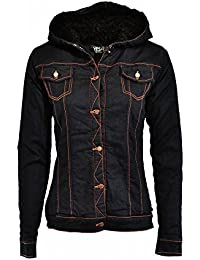 nuovo di zecca f0175 0564d Amazon.it: giubbotto donna - YES ZEE by ESSENZA / Donna ...