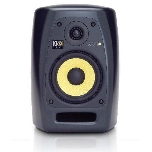 KRK VXT6 (nero) monitor bi-amplificato a 2 vie da 90 watt rms