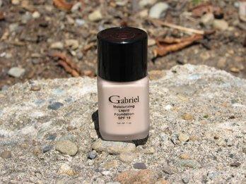 Moisturizing Liquid Foundation Golden Beige by Gabriel Cosmetics
