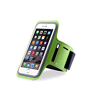 WIDOBO Water-Resistant, Washable Cell Phone Case for Apple Devices - Retail Packaging - Green
