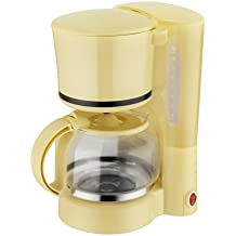 Yellow Filter Coffee Maker : Amazon.co.uk: Filter Coffee Machines: Home & Kitchen