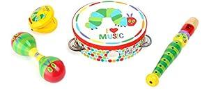 KIDS PREFERRED 10395-Raupe Nimmersatt Música Set