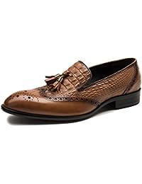XDLJL Herrenschuhe British Feet Casual Herren Lederschuhe Wies Quasten Flut  Schuhe Korean Hair Stylist Shoes 7d88dc0438
