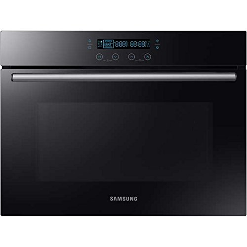 Samsung Prezio NQ50H5537KB Built In Combination Microwave Oven - Black Glass. Functioning As A Microwave, Convection Oven or Grill