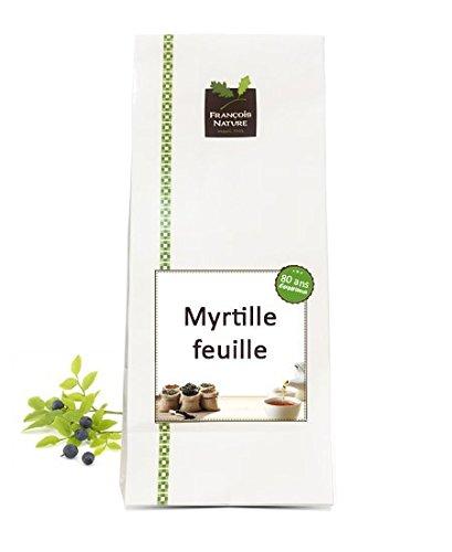 Myrtille feuille vrac100 g.