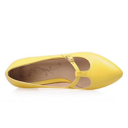 BalaMasa - Sandali  donna Yellow