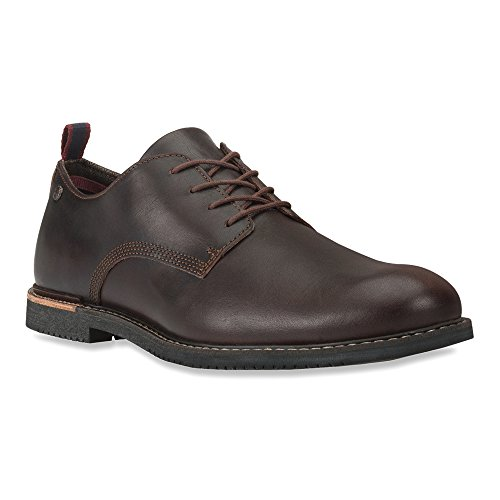 Timberland Herren Brook Park_brook Park Oxford Brown Smooth