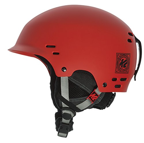 K2 Skis Helm THRIVE, red, M -
