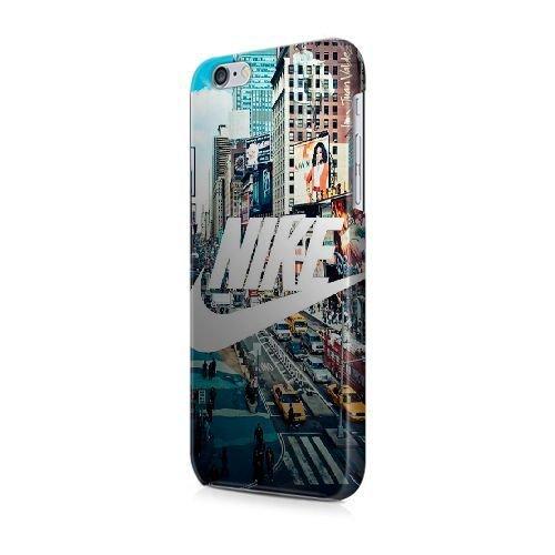 COUTUM iphone 5c Coque [GJJFHAGJ69298][MOTO CROSS THÈME] Plastique dur Snap-On 3D Coque pour iphone 5c NIKE LOGO - 016