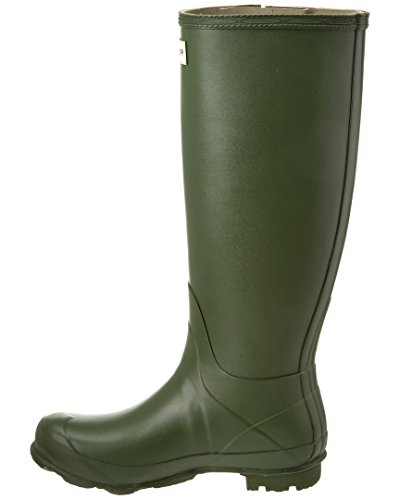 Hunter Women's Norris Field Side Adjustable Boot Vintage Green