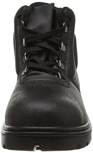 Toesavers 2415 - Scarpe Antinfortunistiche Unisex adulti Nero (Black)