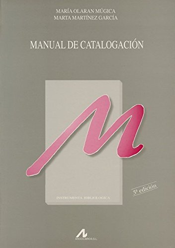 Manual de catalogación par OTARAN