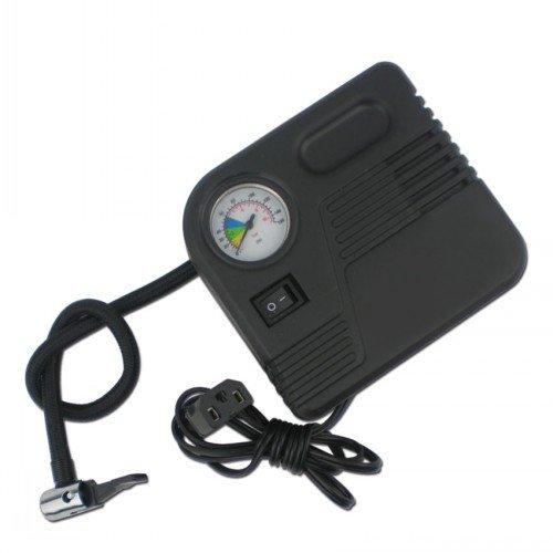 Preisvergleich Produktbild Motorrad tragbare Mini-Kompressor-Gummireifen Elektrische Druckpumpe