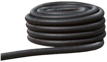Fränkische Kabelschutzrohr flexibel schwarz Kabuflex R 40