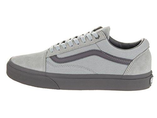 Vans  Ua Old Skool, Sneakers Basses homme Gris