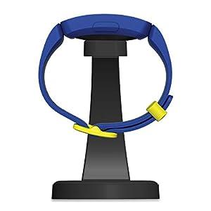Spguard - Estación de carga compatible con Fitbit Ace 2, Fitbit Inspire HR, cargador con cable USB de 79,3 cm, estación… 6