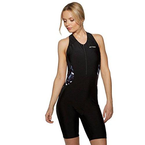 Orca Core Race Tri Triángulo Trajes para Mujer Trisuits Negro, Negro, L