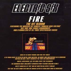 Fire [CD + DVD]