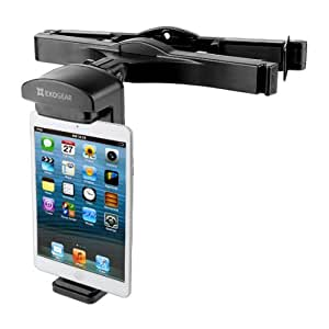 Exogear - Support Voiture iPad, Tablette, Fixation Appui-tête Exogear Exomount Tablet HRM
