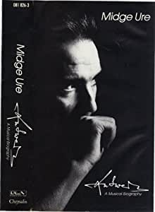 Midge Ure - Answers (A Musical Biography) [VHS] [UK Import]