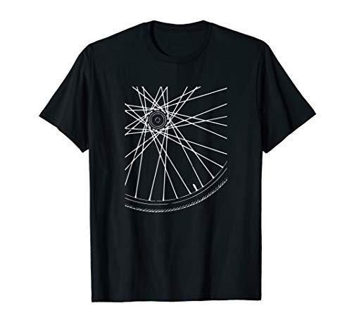Fahrrad Rennen Speichen Radfahren Rennrad E-Bike Shirt - Radfahren Lustige T-shirt