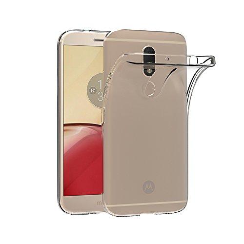 Funda Motorola Moto M, AICEK Motorola Moto M Funda Transparente Gel Silicona Motorola Moto M Premium Carcasa para Moto M