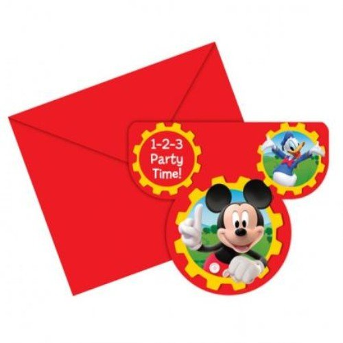 Disney Amscan Micky Maus Laden (Mickey Birthday-zubehör Mouse)