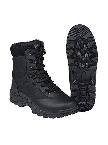 Chaussures Rangers Swat Boots noire Noir