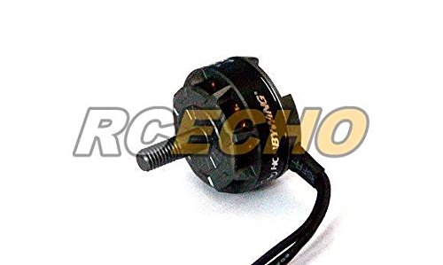 RCECHO 174; HOBBYWING XRotor RC Model 2205 2300KV Titanium Brushless Motor (CCW) OM004 with 174; Full Version Apps Edition (Motor Saito)