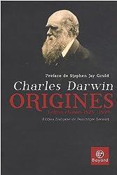 Origines : Lettres choisies 1828-1859