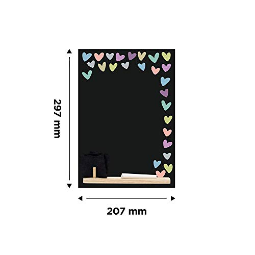 Chalkboards UK Small lavagnetta/lavagna/lavagna/lavagnetta da cucina ...