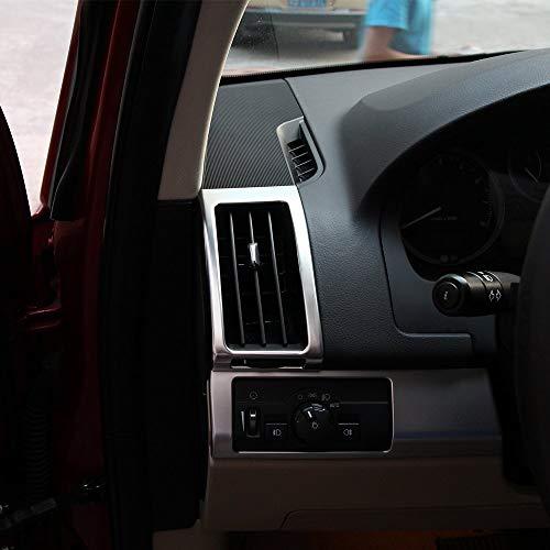 ABS Plastica cromata Presa daria Coperchio Cornice Decorazione Trim Accessori auto per Freelander 2 2008-2016