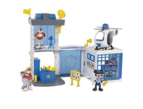 Micky Maus 184541MM2 Disney Junior Micky Polizeistation