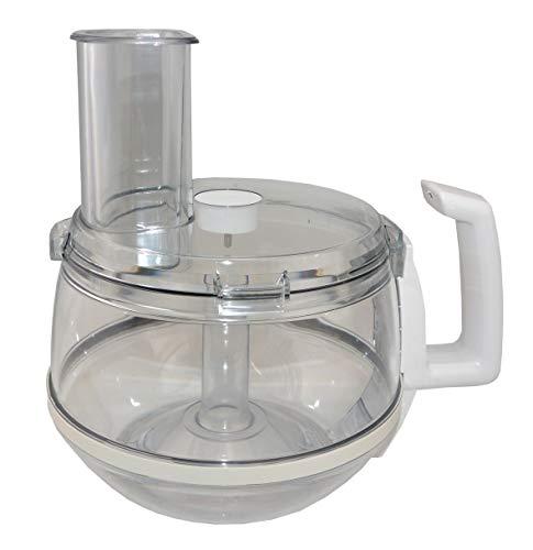 Ersatzteile für die Ronic 4000 Küchenmaschine (Kugelbehälter mit Deckel)