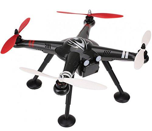 MODELTRONIC DRON Radio Commande avec GPS XK-Innovations Detect X380/COMPLET/DESPEGE Automatique/pour Porter GOPRO