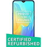 (CERTIFIED REFURBISHED) Realme U1 (Brave Blue, 3GB RAM, 32GB Storage)