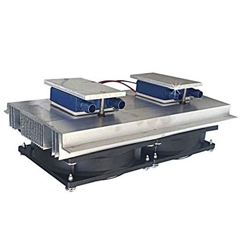 Preisvergleich Produktbild LouiseEvel215 Kaltwasser-Kühler-Maschinen-Abkühlungs-Halbleiter des Aquarium-80W,  der thermoelektrischen Kühler abkühlt
