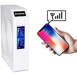 KKBSTR Amplificateur de Signal pour Téléphones Portables Répéteur de Signal Mobile Soutien 2G 3G 4G Appel pour La Maison et Le Bureau
