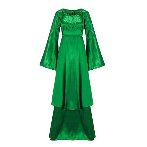 Bealeuy Frau Retro Kleid Spitzenkleid Frauen Ballkleid Verein Partykleid Mode Frauen Plus Size Solid...