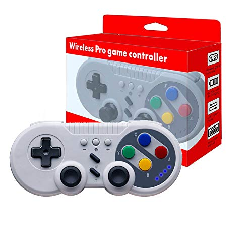JFUNE Wireless Pro Game Controller Gamepad Mando Inalámbrico