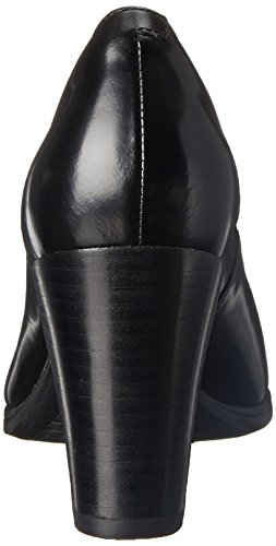 Pompa Clarks Kadri Leah Dress Black Leather