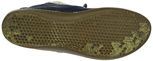 El Naturalista Damen ND17 Denia-Lana Zelanda Black / Bee Schlupfstiefell Blau (OCEAN NNF)