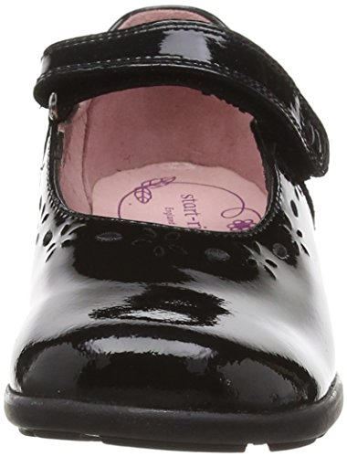 Start Rite Emily, Mary Jane fille Noir (Black Patent)