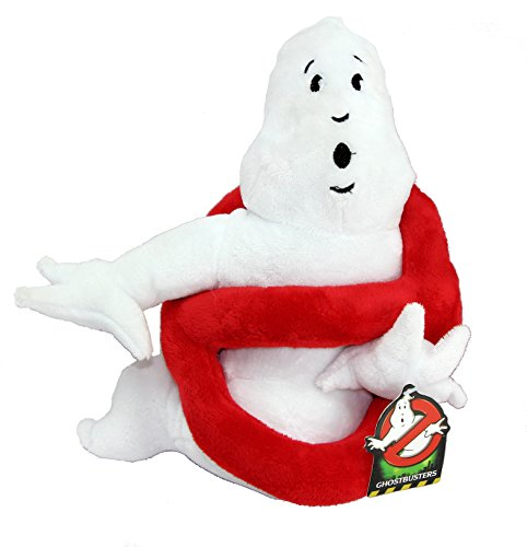 """Officially Licensed - Ghostbusters 12"""" 31cm Super Soft Plush Toy - No Ghost Logo"""