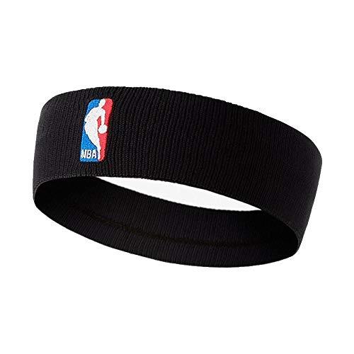 Nike Herren Headband NBA Stirnband, Black, One Size