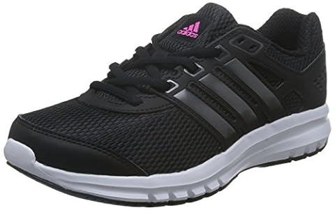 adidas Duramo Lite W, Chaussures de Course Femme, Noir (Cblack/Ngtmet/Ftwwht), 38 EU