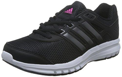 adidas Damen Duramo Lite W Laufschuhe, Schwarz (Cblack/Ngtmet/Ftwwht), 36 2/3 EU (Adidas Damen Frühling)