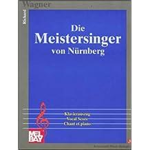 Wagner: Mastersingers of Nurnberg - Vocal