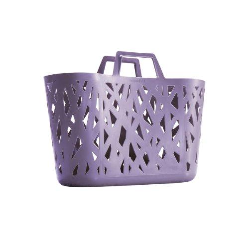 Reisenthel HR4028 nestbasket / 50 x 31 x 23 cm / Polyethylen / pastel violett