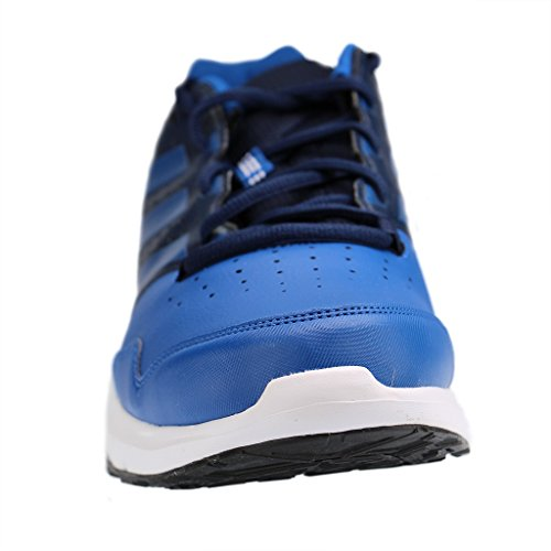 adidas Duramo Trainer, Chaussures de Running Entrainement Homme Bleu / blanc (bleu marine collégial / bleu équipement / blanc Footwear)